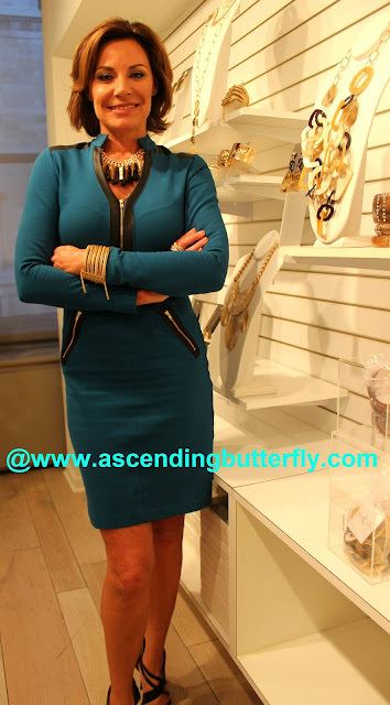 Countess LuAnn de Lesseps, Press Preview of Countess LuAnn de Lesseps Countess Jewelry Collection in New York City