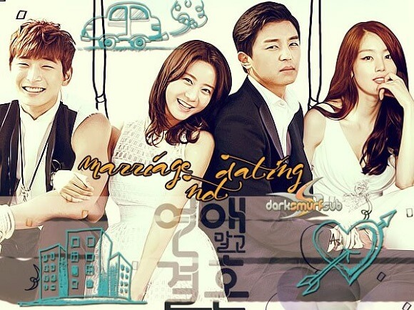 marriage not dating korean drama online
