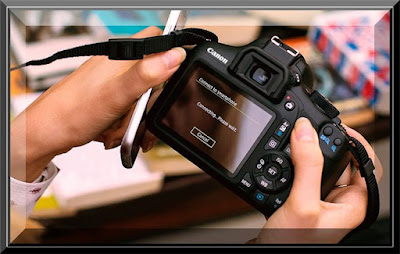 Canon Eos 77D Sending Images to a Smartphone