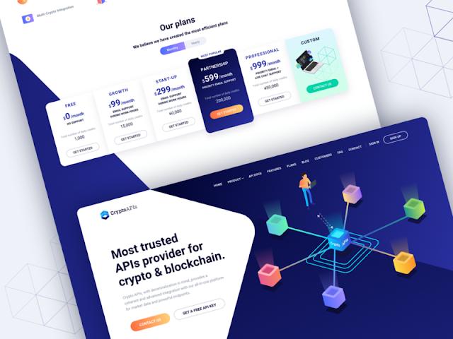Klaim Airdrop Crypto APIs Gratis