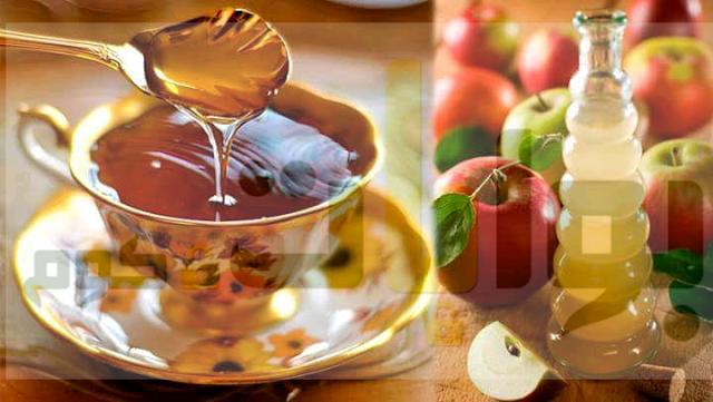 هل يمكن تناول ممزوج من خليط العسل والخل؟ تعرف على الاجابة