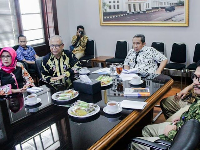 Disdik Kota Bandung Kaji Tambahan Presentase Kuota Jalur Akademik PPDB 2019
