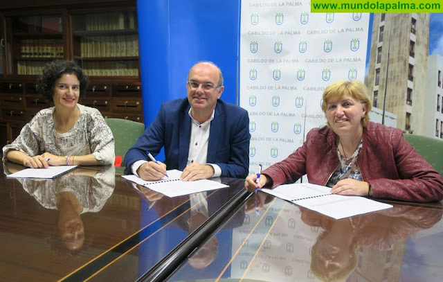 El Cabildo apoya el proyecto de atención a la discapacidad de Padisbalta