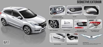 √ Harga Mobil Honda HR-V Terbaru 2020 (Update Harga Baru & Bekas)