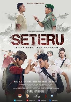 Seteru Poster