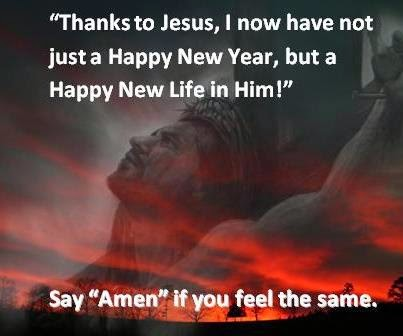 Happy New Year 2016 Jesus Images for Instagram
