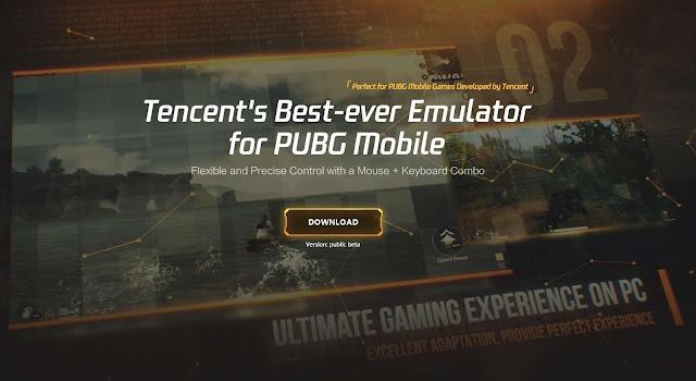 5 Emulator Terbaik Untuk Main PUBG Mobile