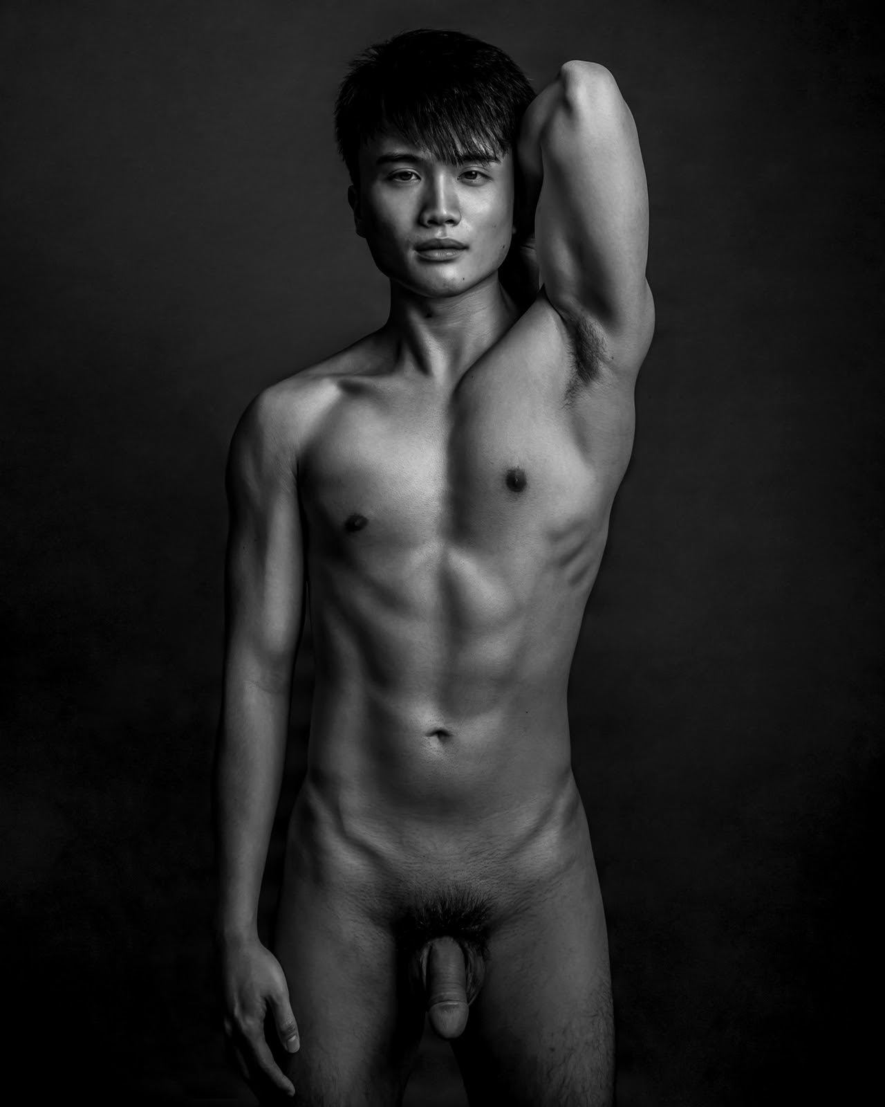 FouR NudeS, by Wong KB (NSFW).
