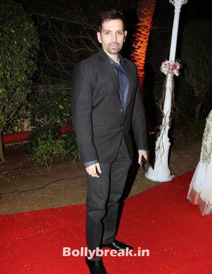 Luv Sinha, Ahana Deol Wedding & Reception Pics