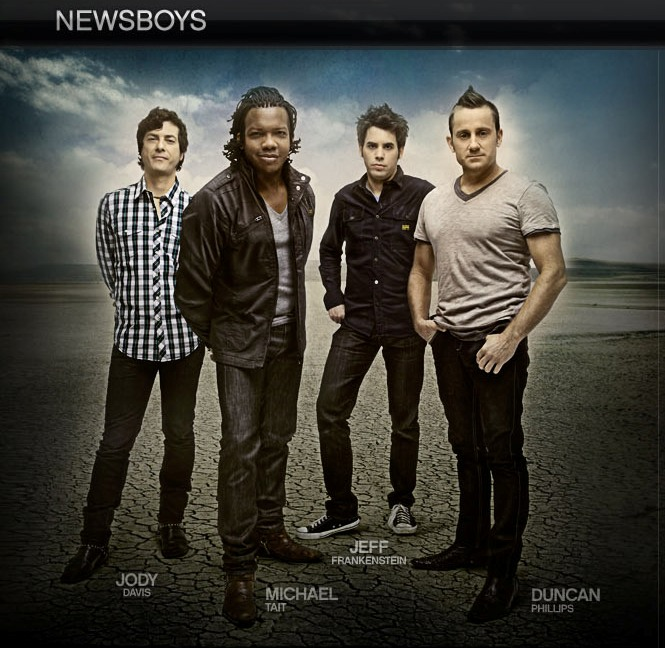 newsboys - born again:miracles edition 2011 band members