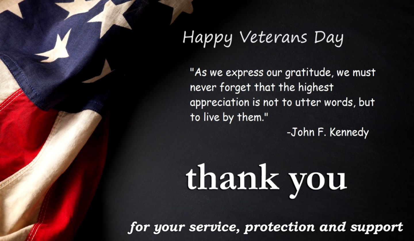 Veterans Day Quotes | Pack Wallpapers
