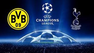 Borussia Dortmund - Tottenham Canli Maç İzle 05 Mart 2019