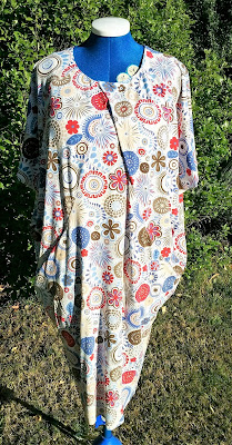 Creates Sew Slow: Style Arc Hedy Liberty Dress - front view