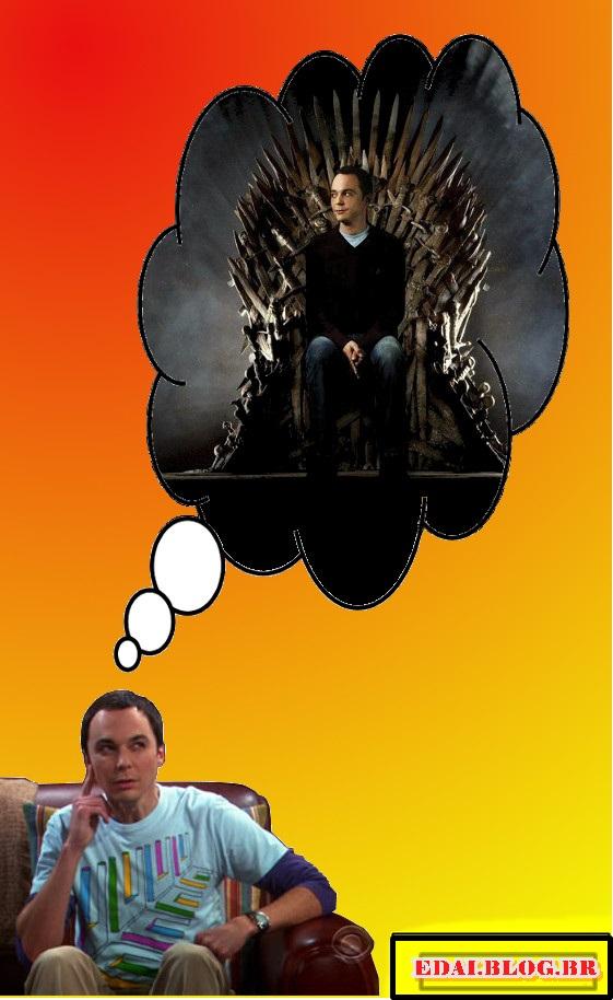 O sofá de Sheldon