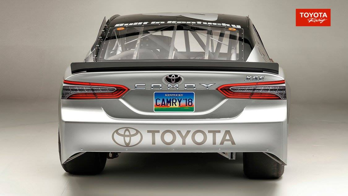 New Toyota Camry Gets Its 5.9-Liter Pushrod V8 For NASCAR | Carscoops