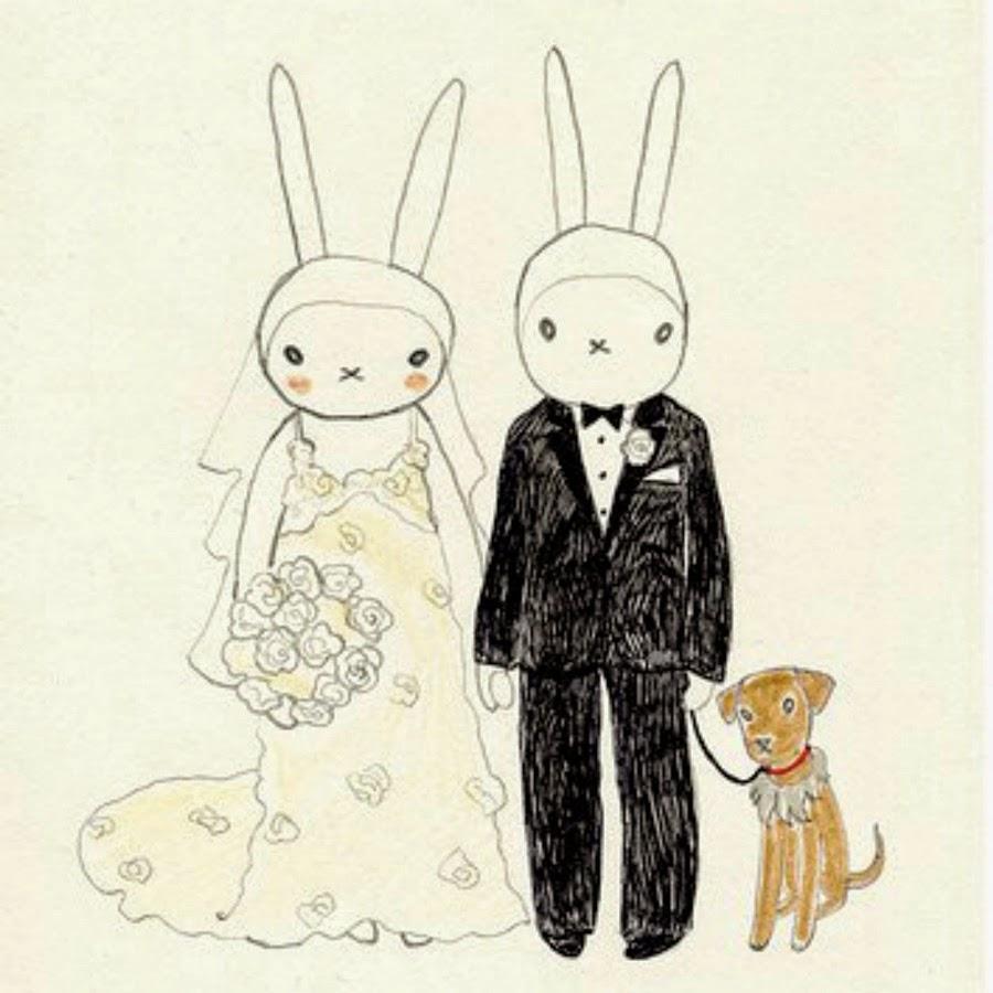 fifi lapin casamento