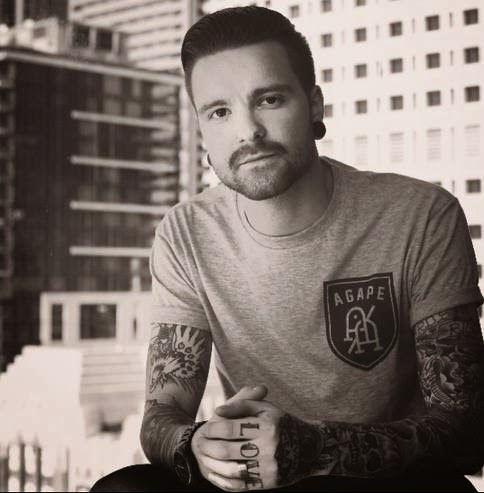 matty mullins - memphis may fire