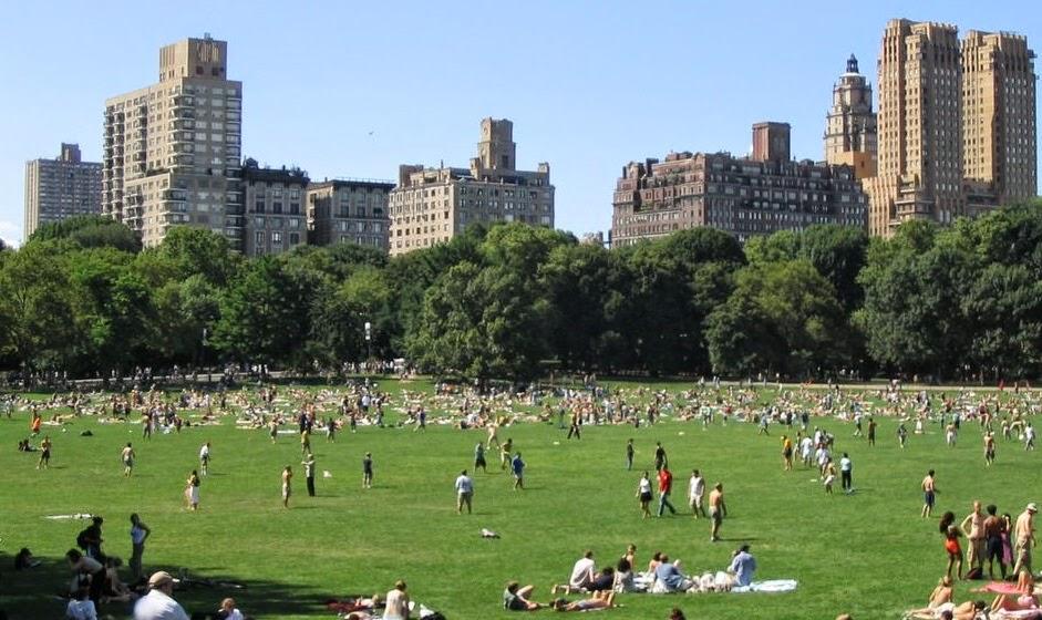 Economizar em Nova York | Central Park