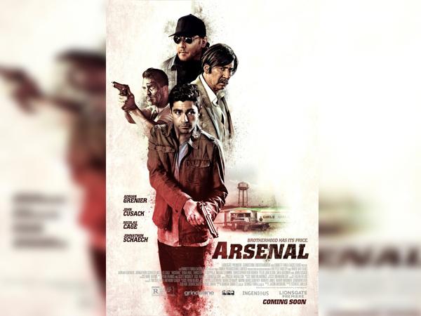 Sinopsis, detail dan nonton trailer Film Arsenal (2017)