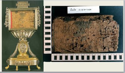 reliquia titulus roma