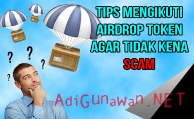 Tips Mengikuti Bounty Campaign Token Airdrop