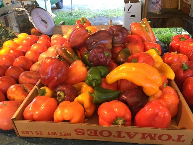 Ramblin' with AM: Local Sunday - Ithaca Farmers Market