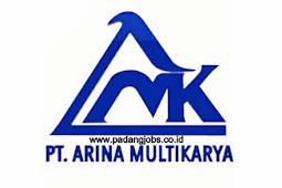 Lowongan Kerja Padang: PT. Arina Multikarya September 2018