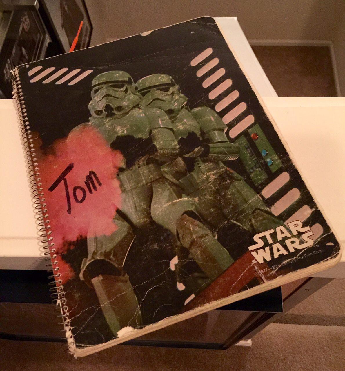 theswca blog scrapbooking star wars part 2 homework. Black Bedroom Furniture Sets. Home Design Ideas