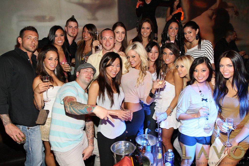 Vegas asian club
