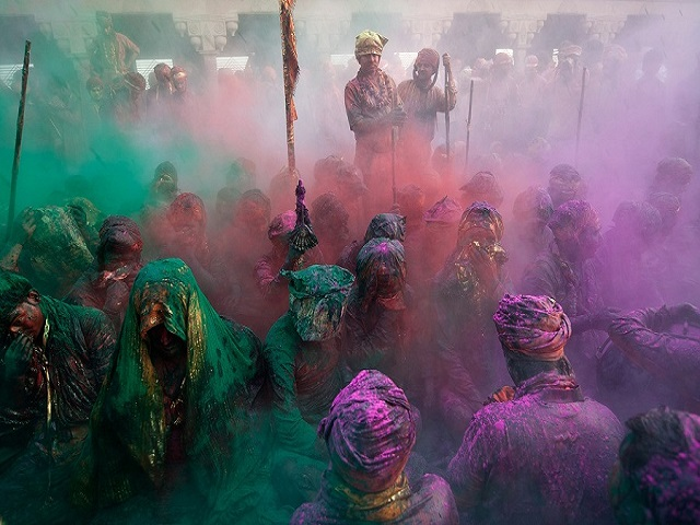 Rituals of Holi around India