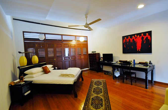 Conservation Shophouse Master Room