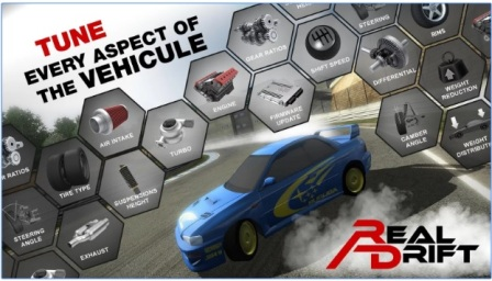 Real Drift Car Racing Free Mod