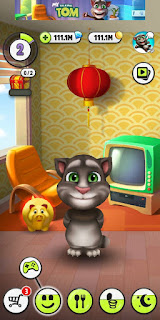 Free Download My Talking Tom Mod Apk