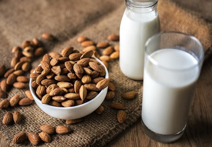 ¿La leche vegetal, mejor para una dieta?