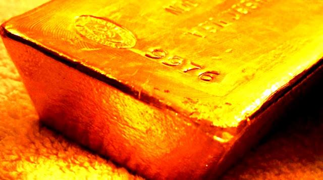 Слиток золота! Центральные банки скупают золото. Новости Ванино vaninonews.ru