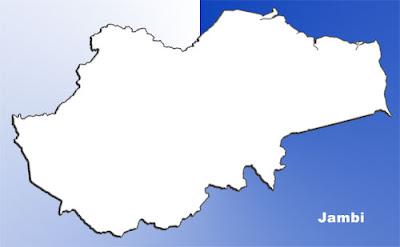 image: Lampung blank map