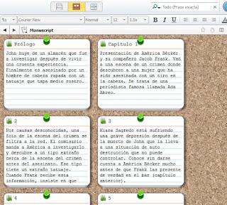 scrivener programa de escritura