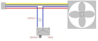 skema modifikasi kipas