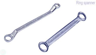 ring spanner tool