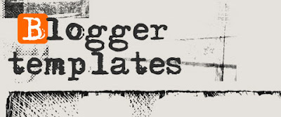 Blogger Layout Week 10: Awesome Inc, (Black)