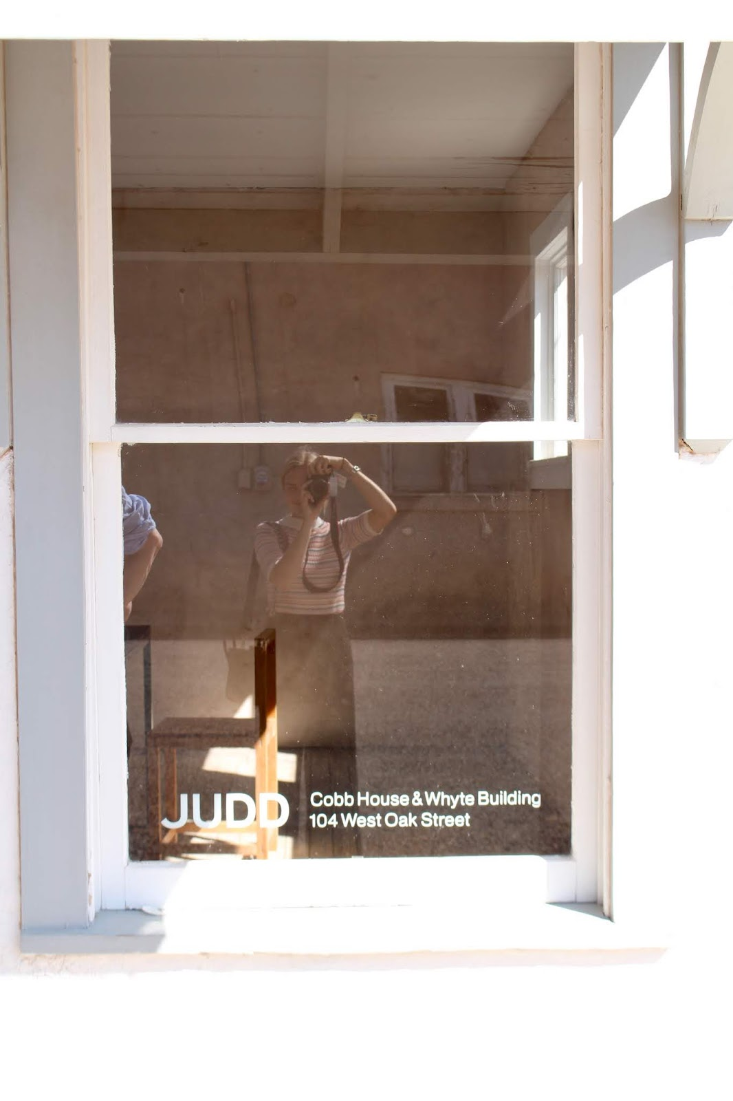 Judd Foundation - The Studios: Architecture Studio, Art Studio, Cobb House & Whyte Building