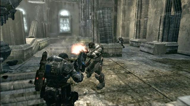 Resultado de imagen para gears of war 1