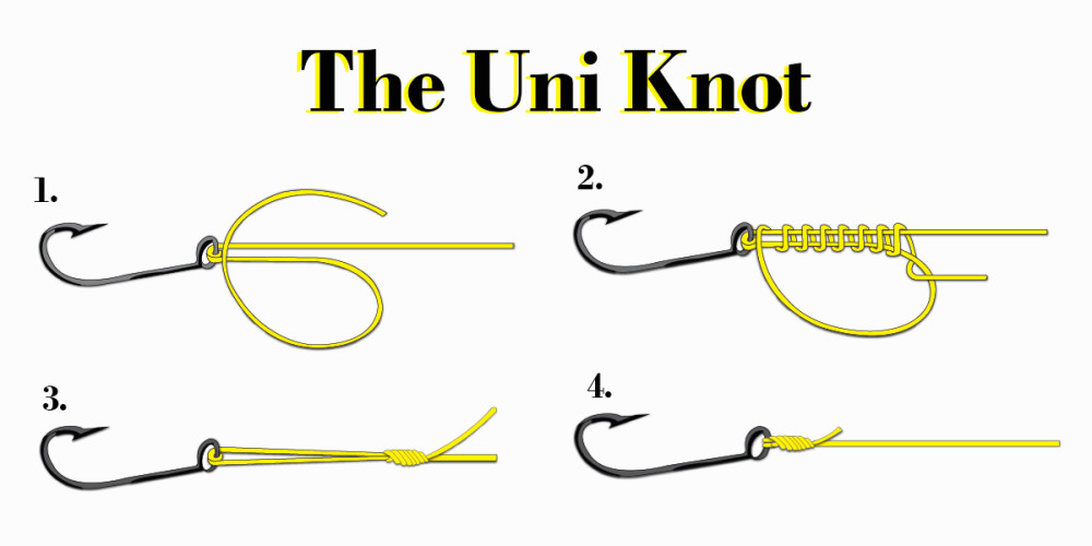 Trails and Waterways: Fishing Knots