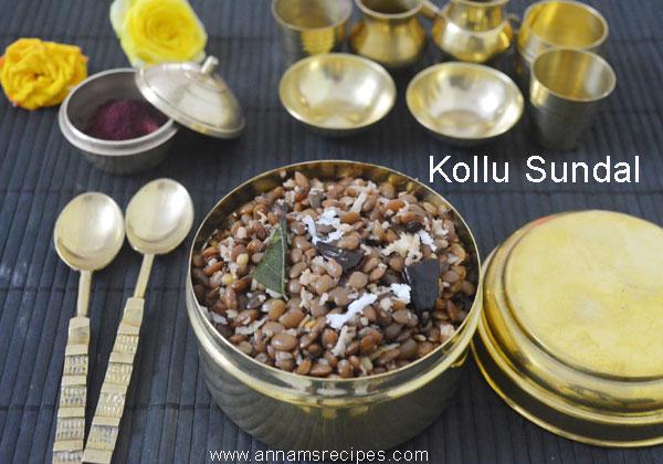 Kollu Sundal