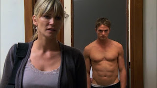 Wilson Bethel, abdominaux, the perfect student, the perfect crime, Une coupable idéale, Michael Feifer, thriller, Natasha Henstridge