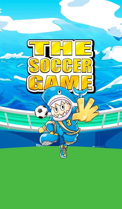 The soccer game 4!
