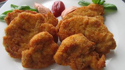 Savršeno hrskava, pohana piletina / Perfectly crispy fried spicy chicken
