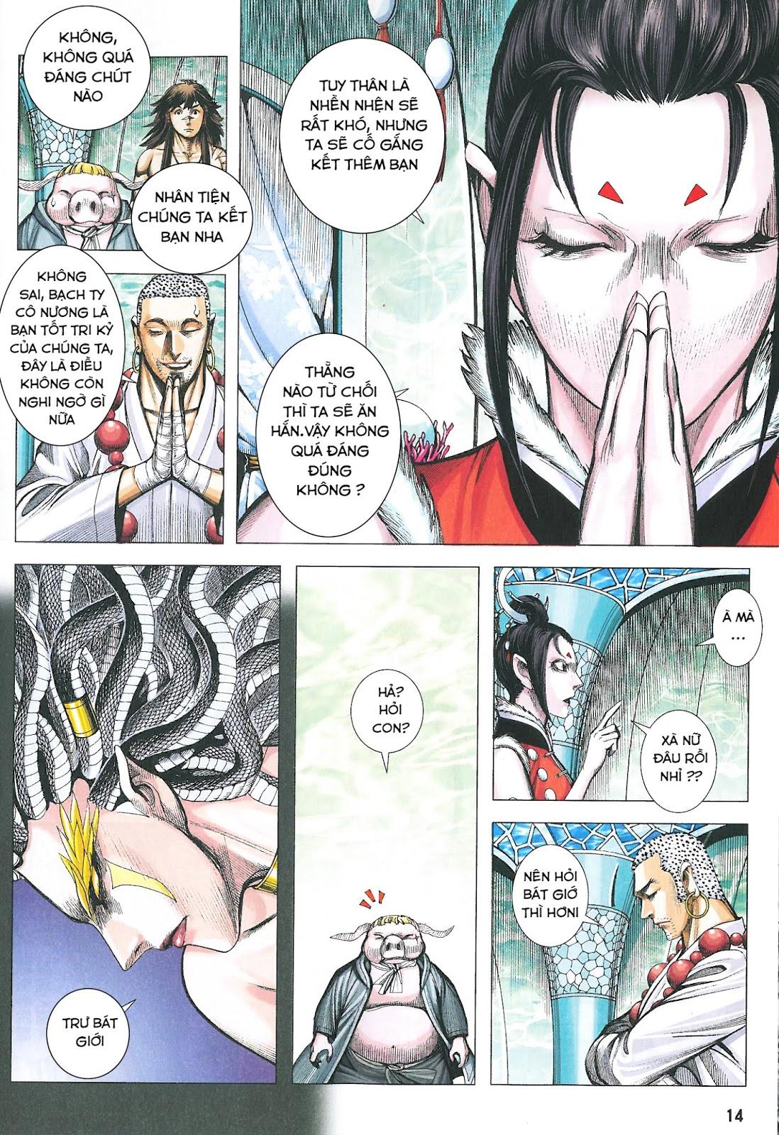 Tây Du chap 182 - Trang 13