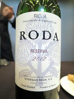 Roda Reserva 2012 (91 pts)