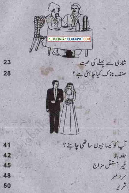 Contents of Suhag Raat by Talib Iqbal